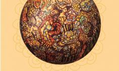"""""""Пасхальный калейдоскоп–4"""" в арт-галерее """"АРКА"""". 2011"""