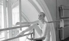 Алла Осипенко. A Famous Dancer Alla Osypenko. 1970-е
