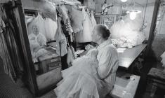В костюмерной. In the Wardrobe. 1990-e