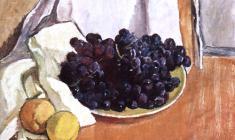 Геворк Котьянц. Натюрморт. Х.м.,38х43. 1964