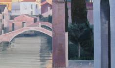 Николай Романов. Санта Мария дель Розарио. Х.м.120х90. 2012