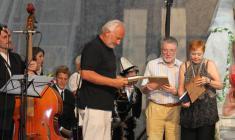 ЦВЗ «Манеж». Церемония награждения Уго Баракко
