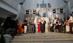 ЦВЗ «Манеж». Церемония награждения участников